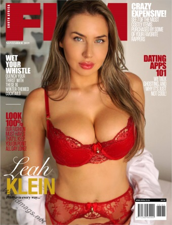 FHM South Africa - November 2019