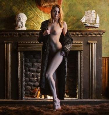 Anastasia Treplev - Maxim Chuprin Photoshoot 2019