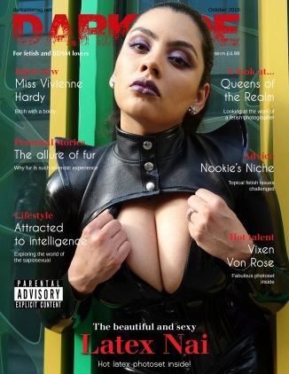 Darkside Magazine - Issue 19 - October 2019