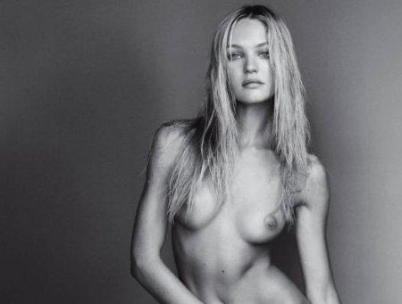 Candice Swanepoel - Mario Testino Photoshoot 2010