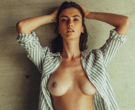 Jessica Balsaneli - Omar Coria Photoshoot