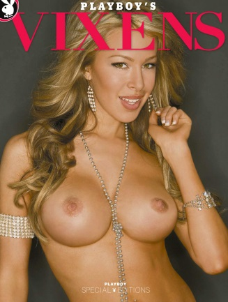 Playboy's Vixens - October/November 2006