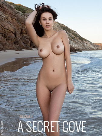 FemJoy - Alisa I - A Secret Cove - 2019 by Stefan Soell