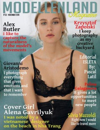 Modellenland Magazine - November 2019