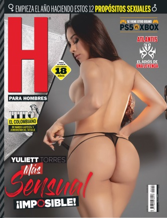 H para Hombres - January 2020