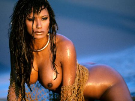 Traci Bingham - Stephen Wayda Photoshoot