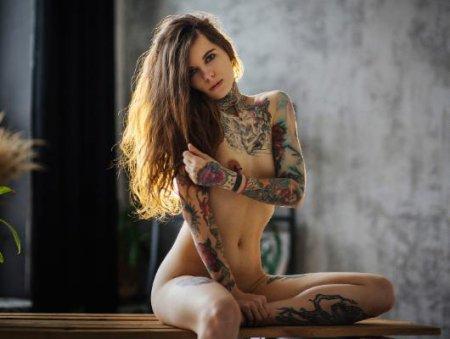 Nastya Pidzhakova - Maxim Chuprin Photoshoot 2019