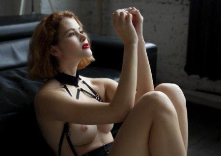 Heidi Romanova - Aleksey Burcev Photoshoot 2020