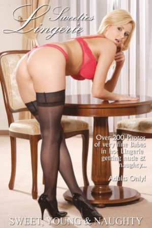 Lingerie Sweeties - Volume 5 - January 2020