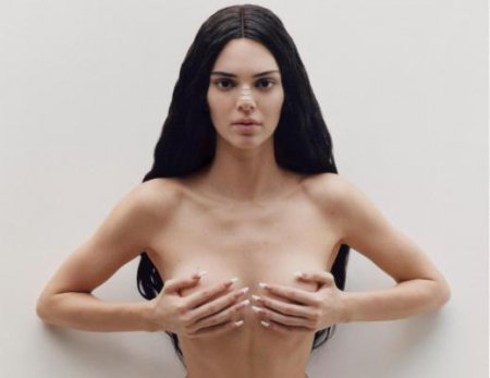 Kendall Jenner - Campbell Addy Photoshoot 2019