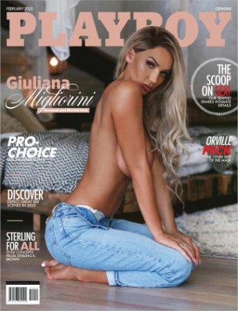 Playboy Denmark - February 2020