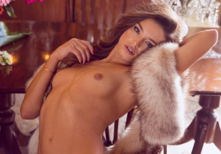 Brittany Brousseau - Playmate of the Month May 2015