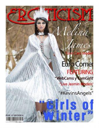 Eroticism Magazine - Winter 2019-2020