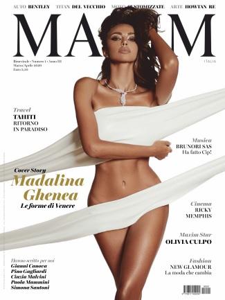 Maxim Italia - Marzo/Aprile 2020