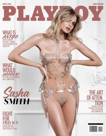 Playboy New Zealand - April 2020