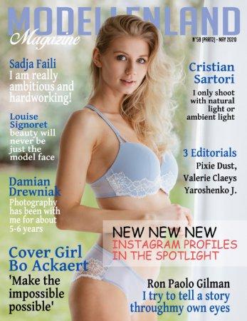Modellenland Magazine - May 2020 (Part 2)