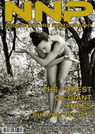 Nude In Nature Photography - Summer Issue 2 2017