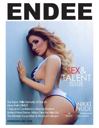 ENDEE Magazine - November-December 2014 (Sex & Talent Issue)