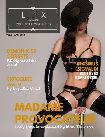 LTX Magazine - April 2020