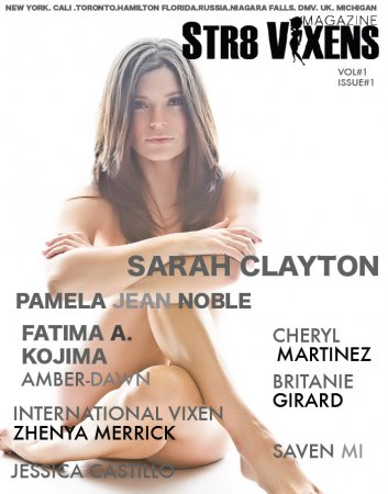 Str8vixens Magazine - Issue 1 2013