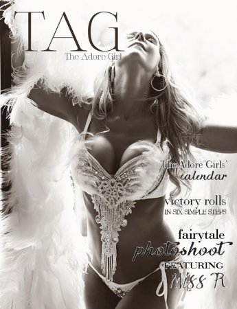 TAG The Adore Girls Magazine - August 2015