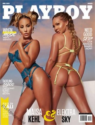Playboy Africa - June 2020