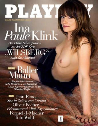 Playboy Germany - Juli 2020
