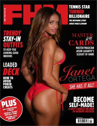 FHM USA - May 2020