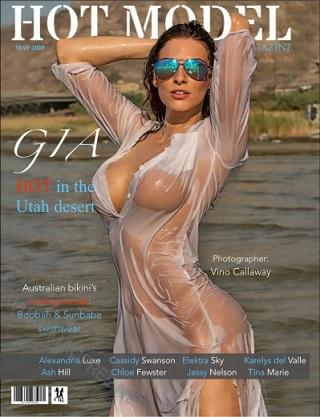 Hot Model Magazine - May 2020
