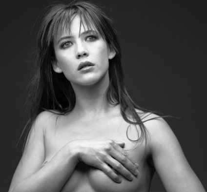 Sophie Marceau - Michel Comte Photoshoot 1998