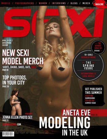 Sexi Magazine - Spring 2019