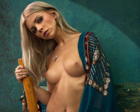 Alisa Raeva - Sergey LENIN Photoshoot