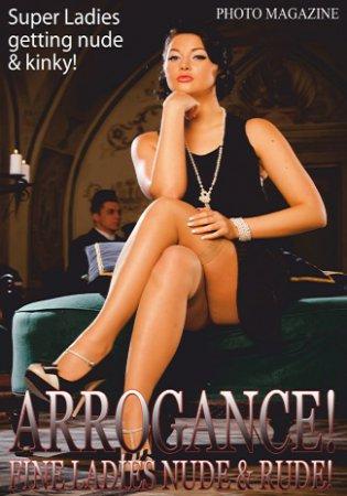 Arrogance Adult Photo Magazine - June 2020