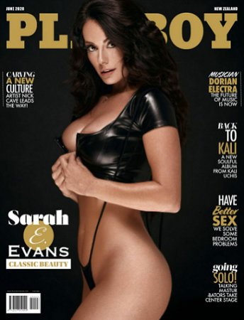 Playboy New Zealand - June 2020