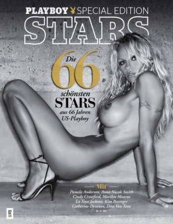 Playboy Germany Special Digital Edition - US Stars 2020