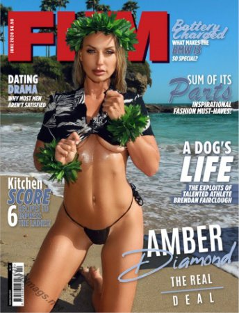 FHM USA - June 2020