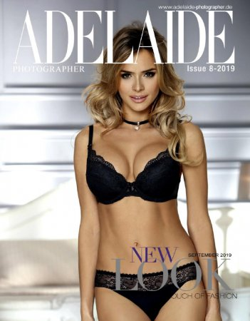 Adelaide - Lingerie Catalog Issue 8 September 2019