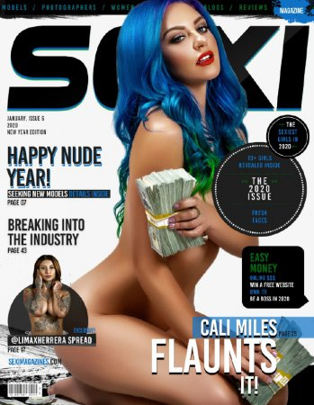 Sexi Magazine - January 2020