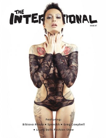 The International - Issue 7 2014