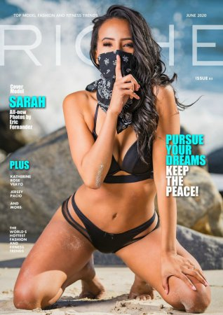 Riche Magazine - Issue 83 June 2020