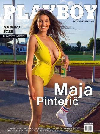 Playboy Slovenia - August 2020
