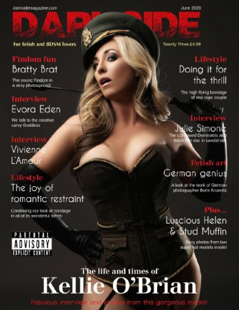 Darkside Magazine - June 2020