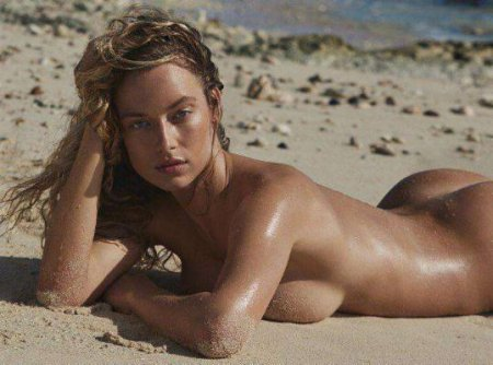 Hannah Ferguson - David Roemer Photoshoot 2020