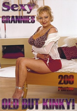 Sexy Grannies Adult Photo Magazine - Volume 15 2020