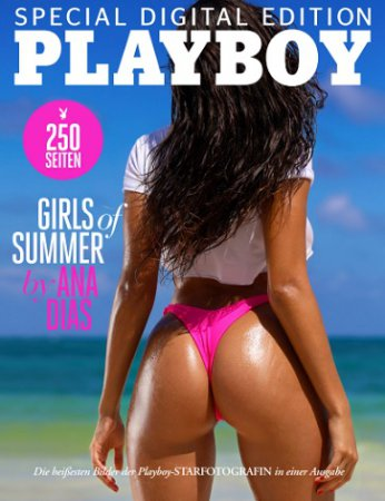 Playboy Germany Special Digital Edition - Girls of Summer by Anna Dias - 20 ...
