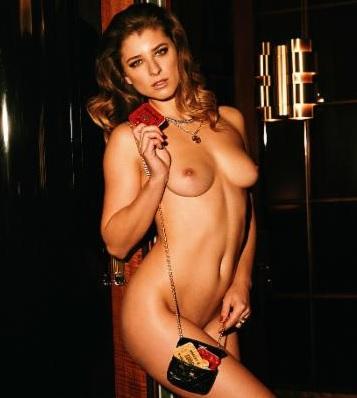 Stella Tiana Stegmann - Natasa Mermer Photoshoot 2020