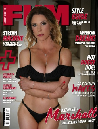 FHM USA - August 2020