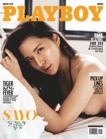 Playboy Sweden - August 2020