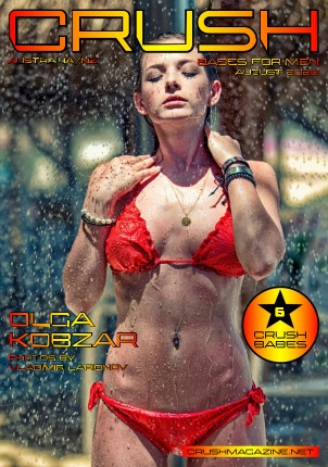 Crush Magazine ANZ - August 2020