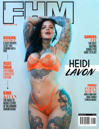 FHM Sweden - September 2020
